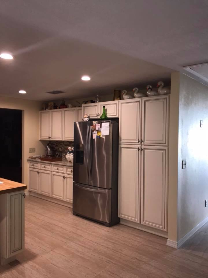 Full Cabinet Replacement   Ocala, The Villages, FL   ReNew ...