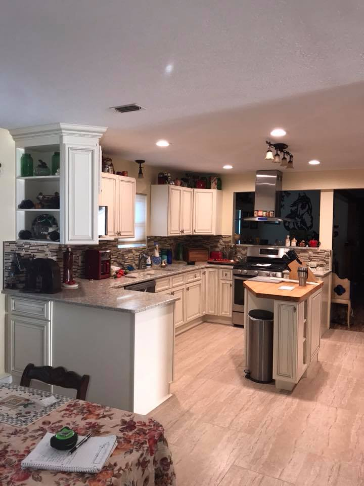 Full Cabinet Replacement | Ocala, The Villages, FL | ReNew ...