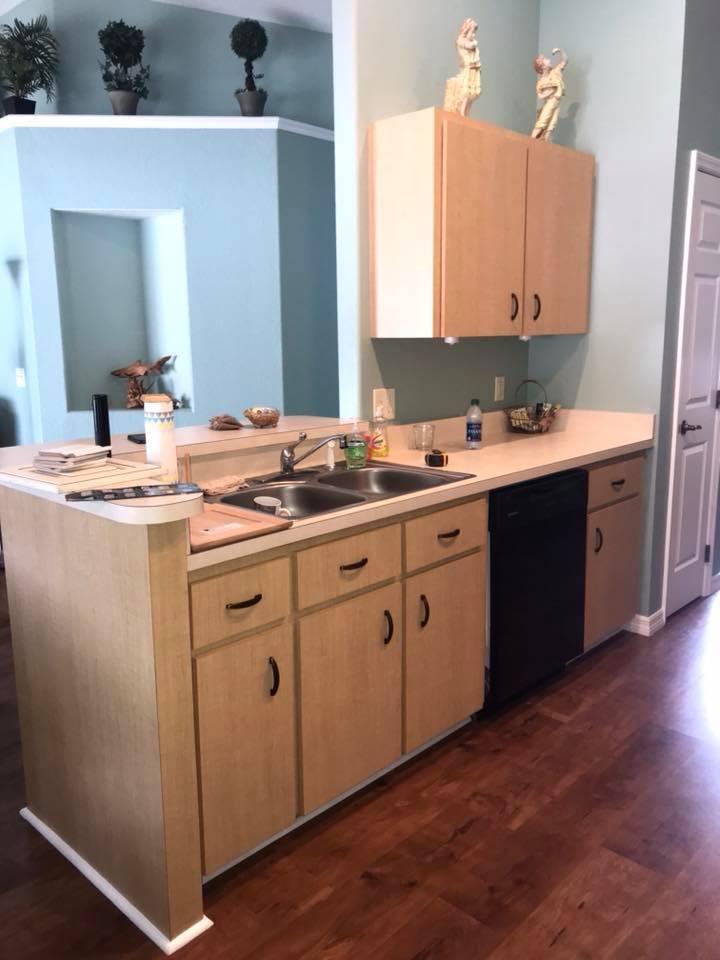 Cabinet Refacing Ocala The Villages Fl Renew Kitchen