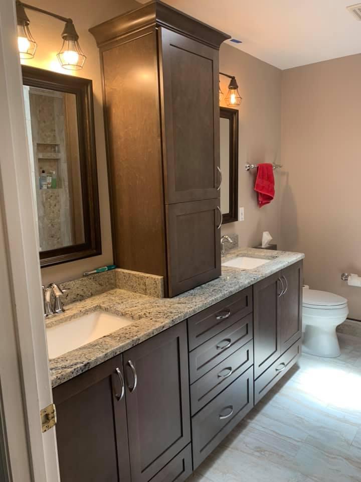 Bathroom Counters Renew Kitchen